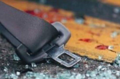 Article : Voici les sorciers qui causent les accidents de la route en fin d'année au Cameroun