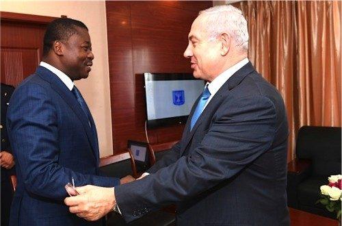 Article : Entre Israel et le Togo, c'est le je t'aime moi non plus