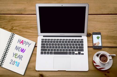 Article : Mes 5 résolutions de blogueur pour l'année 2018