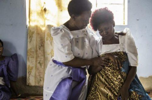 Article : Mère au foyer et veuvage : savoir  choisir son « laveur » du vivant de son mari
