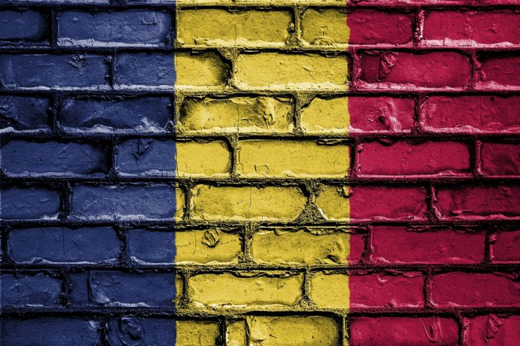 tchad-drapeau
