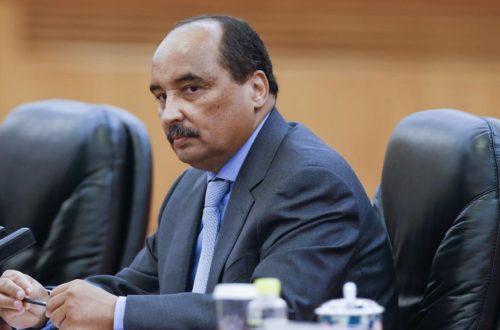 Article : Mauritanie : Les incertitudes d'une alternance en 2019