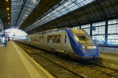 Article : La fille du TGV