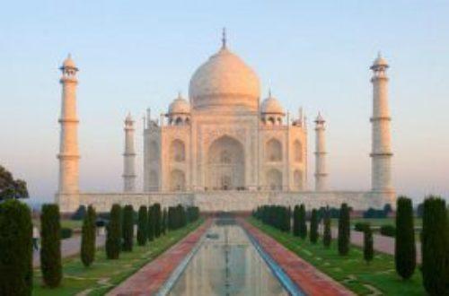 Article : Je pars en Inde
