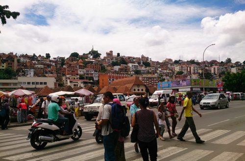 Article : Mon agression par une folle furieuse, en pleine rue, à Madagascar