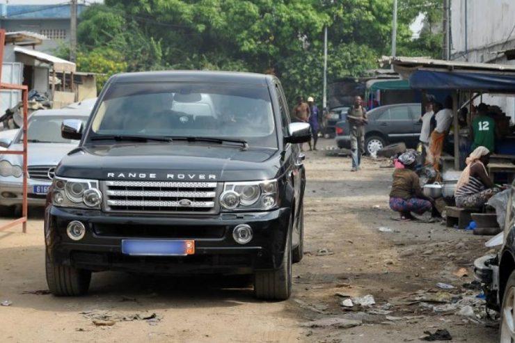 Corruptio, Côte d'Ivoire, Economie, douane