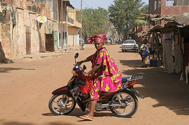 Tchad, moto, santé, sécurité