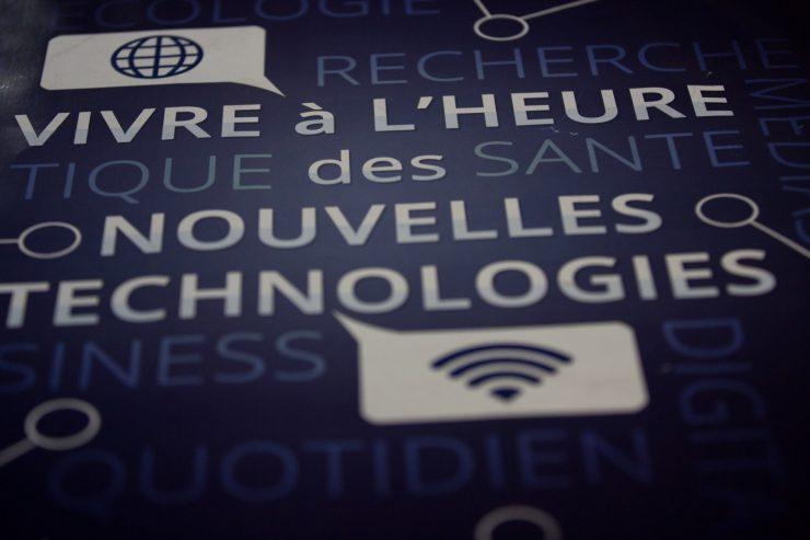 Nouvelles technologies, Sahel, revolution numérique