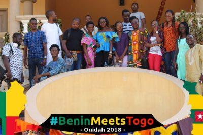 Benin, Togo, Twitter
