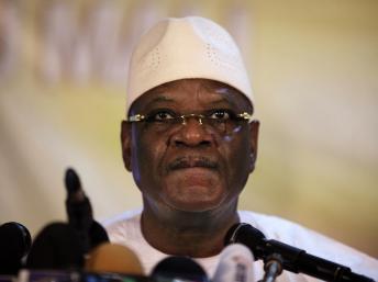 Mali, politique, IBK, élections