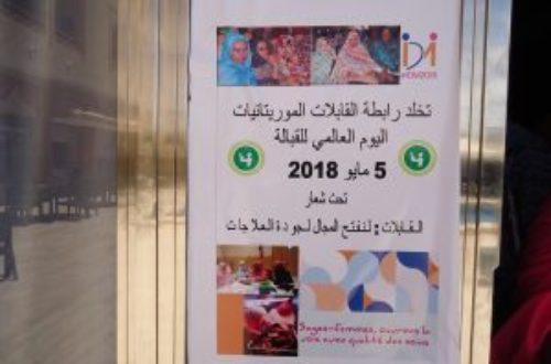 Article : Le monde de la santé en Mauritanie fête la journée de la sage-femme