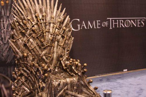 Article : La Coupe (royale) du monde, c'est comme Game of Thrones !
