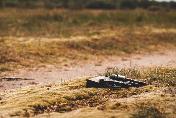 arme-pistolet
