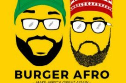 Article : Les tontons : des chti-camerounais et leurs burgers afros