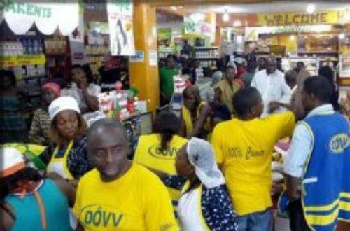 Article : Cameroun : l'affaire Dôvv