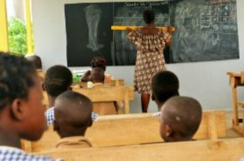 Article : Éducation des enfants en zones cacaoyères, sur les traces des «classes passerelles»