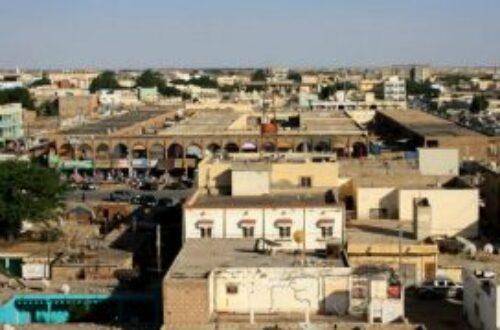 Article : Mauritanie : une horde de badauds à l'assaut du parlement !