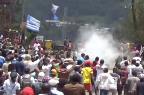 Article : Cameroun : ces discriminations que les anglophones subissent