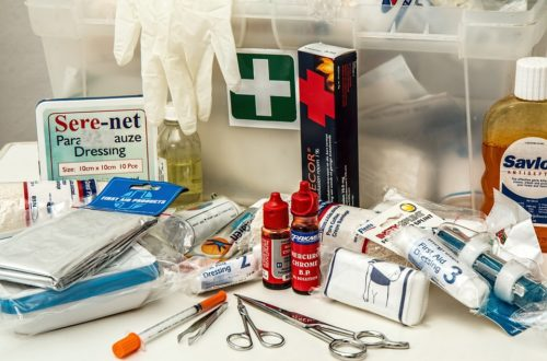 Article : La boîte à pharmacie: une nécessitéignorée