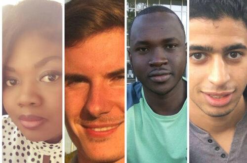 Article : Quatre étudiants de l'Université d'Orléans se confient