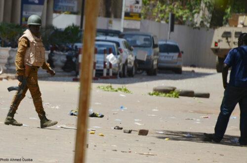 Article : Lutte contre le terrorisme au Burkina : on parle beaucoup plus des défaites…