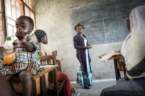 Article : Ewezo Project : mon idée pour accroître le niveau d'alphabétisation des femmes dans la chefferie de Watalinga en RDC