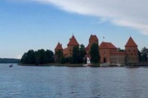 Article : Première semaine en Lituanie, premières impressions