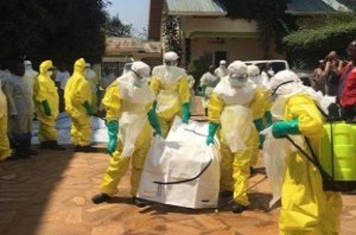 Article : A Beni, la mobilisation contre Ebola nourrit les suspicions