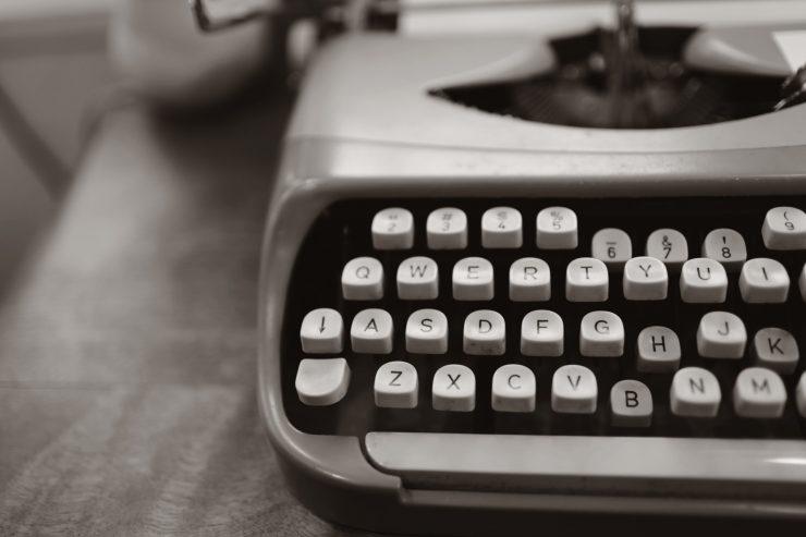 blog-ecriture-clavier-machine-ecrire