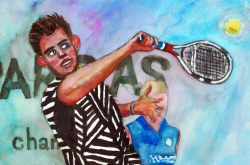 Article : Grâce à Dominic Thiem, je regarde de nouveau le tennis
