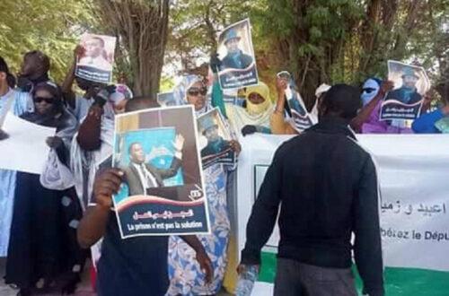 Article : En Mauritanie, la session parlementaire suspendue jusqu'à nouvel ordre