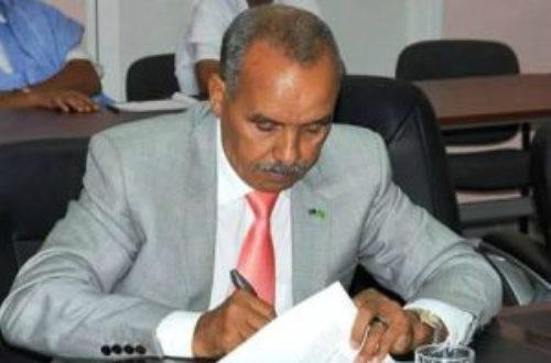 Article : Un proche du pouvoir à la tête du parlement mauritanien