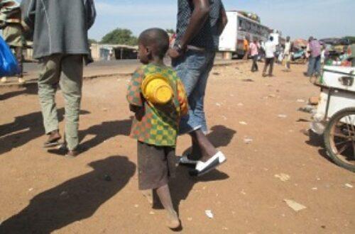 Article : Les garibous, ces enfants mendiants sans droits