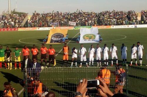 Article : La Mauritanie qualifiée pour la CAN 2019 au Cameroun, contrat rempli pour Corentin Martins