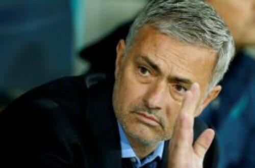 Article : Manchester United  :  « L'échec » de Mourinho…