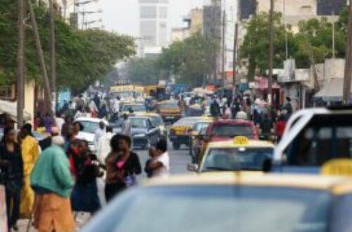 Article : Le temps m'a volé le Dakar de mon enfance