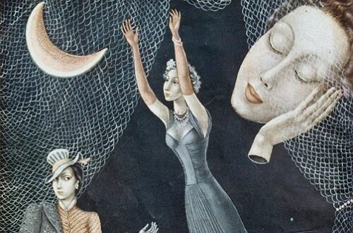 Article : La peintre serbe Milena Pavlovic Barilli