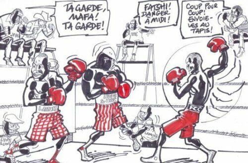 Article : Opposition congolaise, des loups qui se mangent entre eux