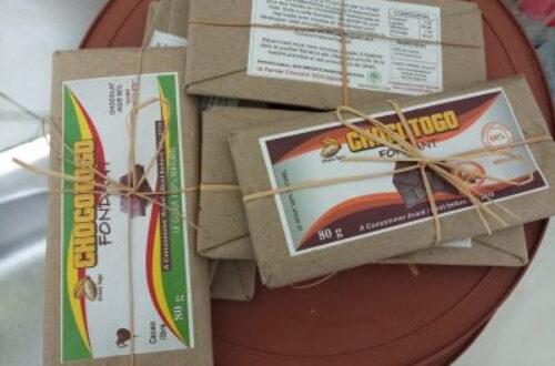 Article : Chocotogo, le chocolat togolais