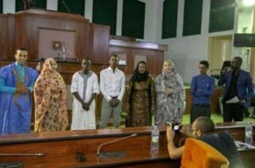 Article : Les droits de l'enfant à l'Assemblée nationale mauritanienne