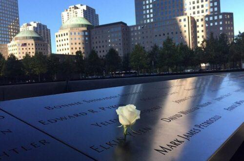 Article : Mémorial du 11 septembre : lieu de recueillement à New-York