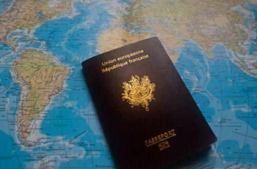 Article : Dakar : la vie autour du centre de dépôt des demandes de visas Schengen