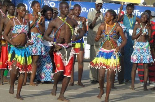 Article : Au Tchad, le festival Dary pour bien terminer l'année 2018