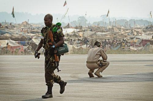 Article : #StopArmsEmbargoInCAR – Centrafrique, le peuple exige la levée totale de l'embargo sur son armée