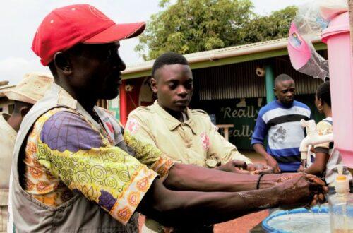 Article : Dans les entrailles d'Ebola au Nord Kivu