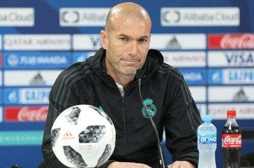 Article : Zidane a-t-il bien fait de revenir à Madrid ?