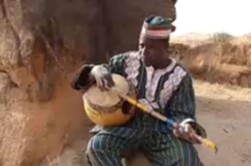 Article : Burkina-Faso : le musicien Zampou et le Kunde Bissa