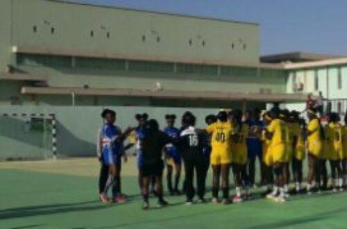 Article : Handball : la Mauritanie au rythme du Challenge Trophy