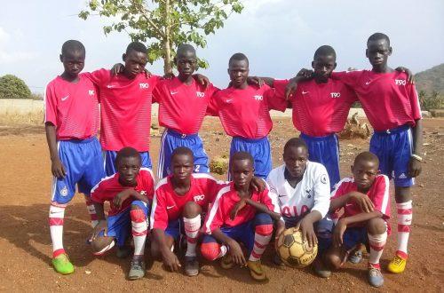 Article : Sotouboua: les Jokker Babies remportent le trophée de Pâques