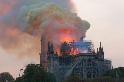 Article : Notre-Dame de Paris : les dons font jaser, j'y vais de mon commentaire